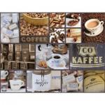 Puzzle  Ravensburger-16611 Coffee-Break