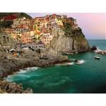 Ravensburger-16615 Jigsaw Puzzle - 2000 Pieces - Cinque Terre, Italy