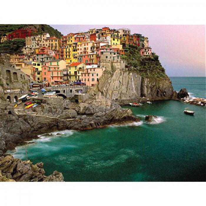 Jigsaw Puzzle - 2000 Pieces - Cinque Terre, Italy
