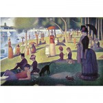 Ravensburger-16616 Jigsaw Puzzle - 2000 Pieces - Seurat : A Sunday Afternoon on the Island of La Grande Jatte