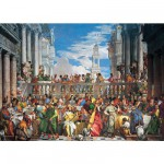 Ravensburger-16653 Jigsaw Puzzle - 2000 Pieces - Caliari : Wedding at Cana