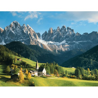 Ravensburger-16674 Jigsaw Puzzle - 2000 Pieces - Dolomites, Italy