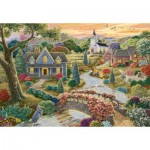 Puzzle  Ravensburger-16703 Enchanted Valley