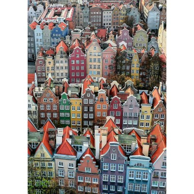 Puzzle Ravensburger-16726 Gdansk, Poland