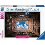 Puzzle  Ravensburger-16780 Podesté Court - Sienna