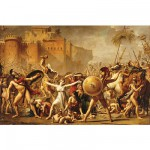 Ravensburger-17031 Jigsaw Puzzle - 3000 Pieces - David : Sabine Women