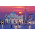 Ravensburger-17034 3,000 Pieces Jigsaw Puzzle - Saint Peter's Basilica, Rome
