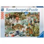 Puzzle  Ravensburger-17068 Oceania