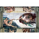 Ravensburger-17408 Jigsaw Puzzle - 5000 Pieces - Michelangelo : The Creation of Adam