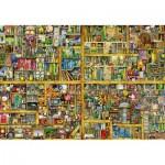 Puzzle  Ravensburger-17825 Colin Thompson: Magic library
