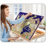 Ravensburger-17973 Puzzle Board - 1000 Pieces Jigsaw Puzzle
