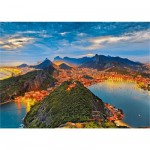 Ravensburger-19052 Jigsaw Puzzle - 1000 Pieces - Guanabara Bay, Rio de Janeiro, Brasil