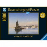 Puzzle  Ravensburger-19128 The Maiden Tower