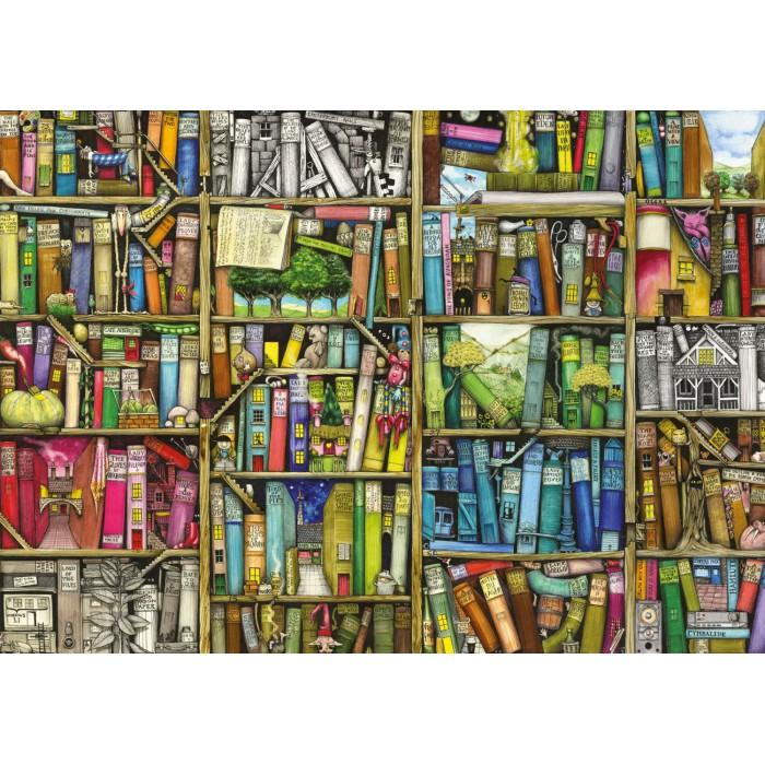 Colin Thompson: Magic library