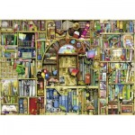 Puzzle  Ravensburger-19418 Colin Thompson: Magic Library 2