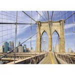 Puzzle  Ravensburger-19424 Brooklyn Bridge
