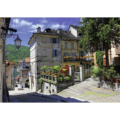 Puzzle Ravensburger-19427 Piemont, Italy