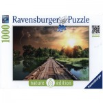 Puzzle  Ravensburger-19538 Nature Edition N°3