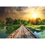 Puzzle  Ravensburger-19538 Nature Edition N°3