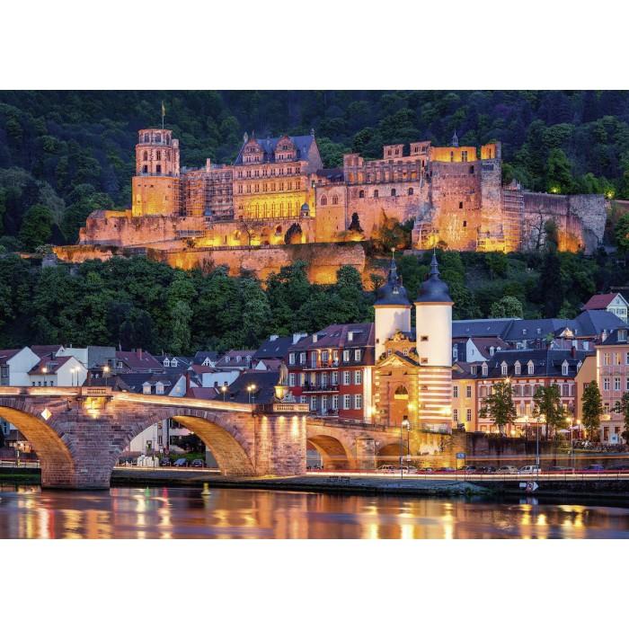 Heidelberger Abendstimmung
