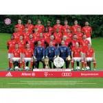 Puzzle  Ravensburger-19648 FC Bayern München Season 16/17