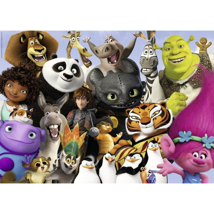DreamWorks Family