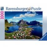 Puzzle  Ravensburger-19713 Lofoten