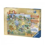 Puzzle  Ravensburger-19731 What if? 002 - The neighboors' Party