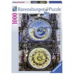 Puzzle  Ravensburger-19739 Prague
