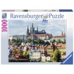 Puzzle  Ravensburger-19741 Castle of Prague