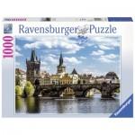 Puzzle  Ravensburger-19742 Karlsbrücke