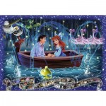 Puzzle  Ravensburger-19745 Disney - The Little Mermaid