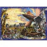 Puzzle  Ravensburger-19747 Disney - Der König der Löwen