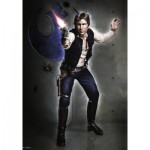 Puzzle  Ravensburger-19778 Star Wars - Han Solo