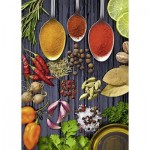 Puzzle  Ravensburger-19794 All kinds of Spices