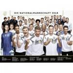 Puzzle  Ravensburger-19856 Weltmeisterschaft 2018
