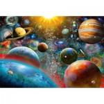 Puzzle  Ravensburger-19858 Planets