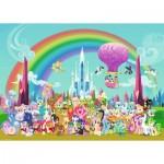 Puzzle  Ravensburger-19880 My Little Pony