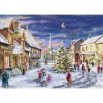 Puzzle  Ravensburger-19883 Christmas Village