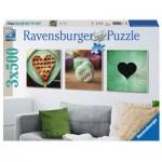 Puzzle  Ravensburger-19921 Heart's Desire