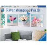 Puzzle  Ravensburger-19922 Flowers