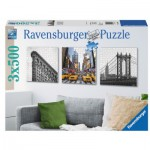 Puzzle  Ravensburger-19923 New York City