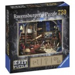 Ravensburger-19950 Exit Puzzle - Sternwarte (in German)