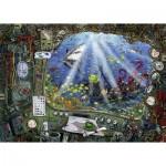 Ravensburger-19953 Exit Puzzle - Exit U-Boot