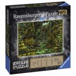 Ravensburger-19957 Escape Puzzle - Ankor Wat (in French)