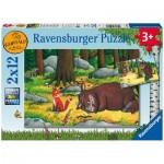 2 Puzzles - The Gruffalo