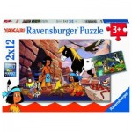 2 Puzzles - Yakari