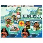 Ravensburger-21272 3 Jigsaw Puzzles + Memory - Vaiana