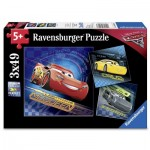 3 Puzzles - Cars 3