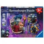 3 Puzzles - Disney Pixar - Onward